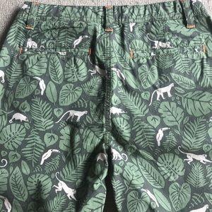 Mini Boden Bottoms - Mini Boden Size 11 shorts EUC animal print